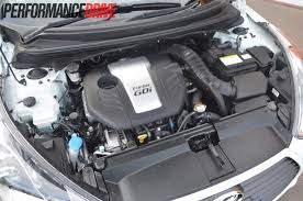 mitsubishi gdi turbo 2012 hyundai veloster sr turbo engine bay