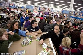 wal mart s new black friday strategy tries to do away with