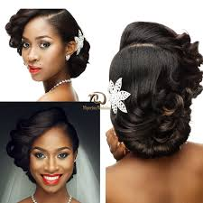 Hair Makeup Nigerian Wedding Presents Gorgeous Bridal Hair U0026 Makeup Best