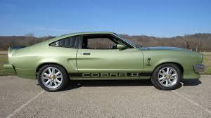 77 mustang cobra 2 1977 mustang cobra ii sold cincy cars