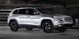 jeep cherokee black jeep cherokee grand cherokee blackhawk specials launched photos