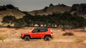 2016 jeep renegade 2016 jeep renegade 4x4 trailhawk suv review with price photo