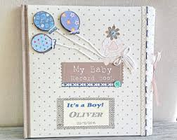 baby boy memory book new baby shower gift modern baby memory book baby journal