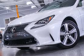 pre owned lexus hardtop convertible pre owned 2015 lexus rc 350 coupe in warrenville u3352 ultimo