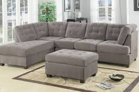 Inexpensive Sectional Sofas light grey sectional sofa casual natural light clean lines and