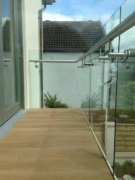 Balconies Unique Glass Diverso
