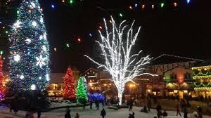 leavenworth christmas lighting festival transportation from