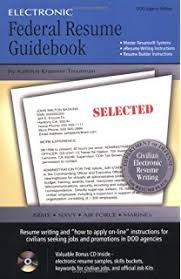 Resume For Federal Jobs by Federal Resume Guidebook Write A Winning Federal Resume To Get In