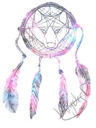 wolf dreamcatcher by tadashikoristuka on deviantart