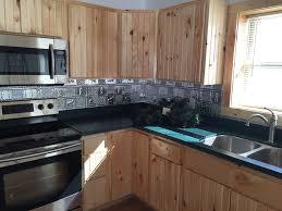 aluminum backsplash kitchen kitchen page 10 dct gallery