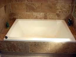Soaker Bathtubs Soaker Tub Sizes Average Tub Dimensions Cratem Full Size Of
