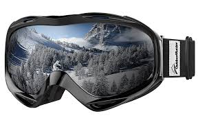best goggles for flat light the best otg over the glasses ski snowboard goggles of 2018