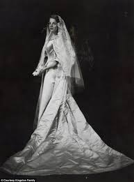 wedding dress daily pennsylvania woman is the 11th in family to wear the