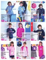 tablier bleu marine catalogue carrefour rentré scolaire 2013 suite by carrefour