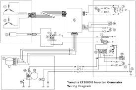 yamaha ef1000is inverter technical specs and wiring diagram