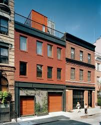 se elatar com architecture garage design a parking garage becomes a nyc townhouse with drama design milk