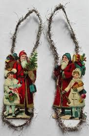 256 best antique scrap ornaments images on