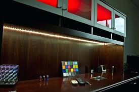 Under Cabinet Plug Strip Progress Lighting 3 25 In Hardwired Under Cabinet Led Puck Light