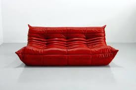 canap ligne roset occasion togo canape vintage leather togo sofa by michel ducaroy for