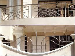 s s designs balcony railings stainless steel gate and grill