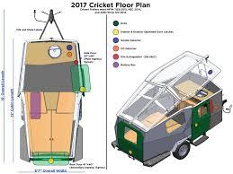 taxa cricket camper an unusual nasa inspired trailer nissan