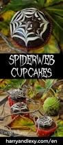 halloween spiderweb cupcakes harry and lexy u0027s workshop