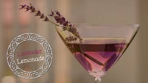 martini lavender lavender lemonade youtube