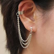 cuff piercing 51 earring cuff for piercing ear piercings page 66 lamevallar net