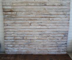 Distressed Wood Wall Panels by Diy Faux Distressed Wood Backdrop Brepurposed