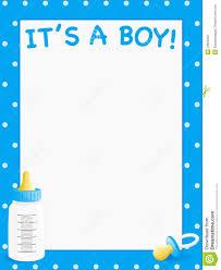 baby shower invites for boy baby shower invite boys illustration 19629232 megapixl