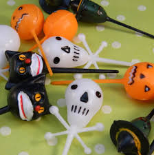 vintage halloween cupcake picks u2013 christy marie u0027s