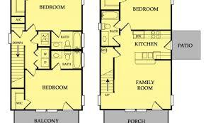 row home floor plan 26 cool row home floor plans building plans online 17068