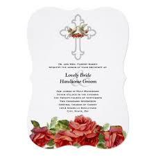 8 Best Catholic Images On - religious wedding invitations new 8 best christian wedding