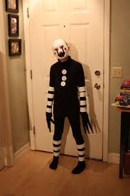 Marionette Halloween Costume Ideas 11 Nights Freddys Costume Ideas Images