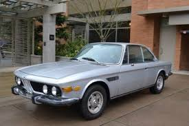 bmw 2800cs for sale this 1971 bmw 2800cs has the rust and cosmetic issues that are