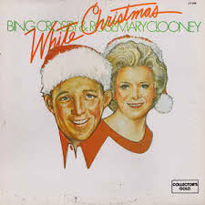 crosby christmas album crosby rosemary clooney white christmas vinyl lp at