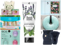 eco friendly gift guide for new