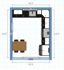 eat in kitchen floor plans need small eat in kitchen layout help