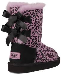 ugg bailey bow pink sale ugg bailey bow rosette boots 169 99 and free shipping