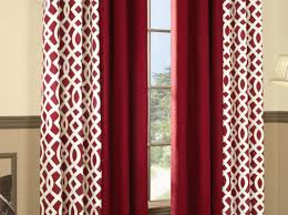 Thermal Panel Curtains Curtains Red Curtains Walmart Beautiful Red Panel Curtains Red