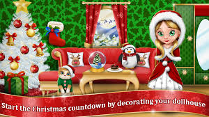 christmas dollhouse games android apps on google play