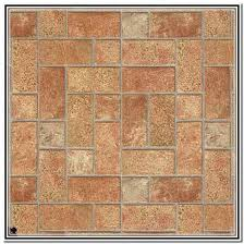 armstrong brick vinyl flooring kitchen remodel