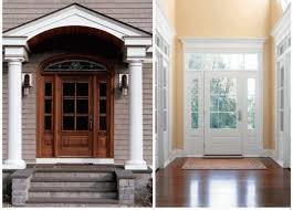 door front entry stunning new front door cost emejing front