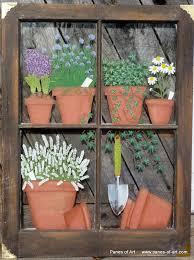 Decorative Windows For Houses Best 25 Window Pane Art Ideas On Pinterest Diy Easy Fit Doors