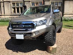 future ford bronco ford ranger 2016 rhino 4x4 bumper ford ranger pinterest
