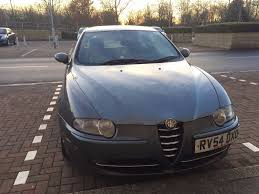 2004 alfa romeo 147 1 9 diesel in alnwick northumberland gumtree