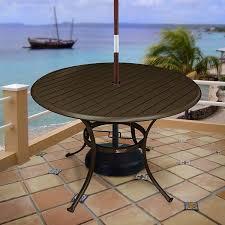 amazon com panama jack outdoor island breeze slatted aluminum