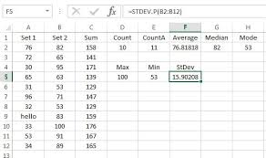 use summary functions to summarize data in excel