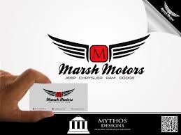 chrysler logo logo design contests marsh motors chrysler logo design design