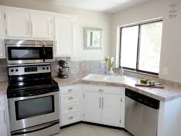 White Kitchen Base Cabinets Kitchen Design Fabulous Corner Sink Base Cabinet Porcelain